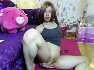 Webcam Asian Teen Fingering Pussy