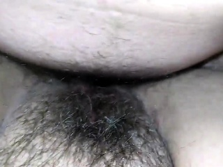 Our screamy creamy amateur creampie