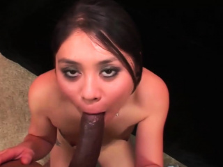 Ruby wants to try a black dick