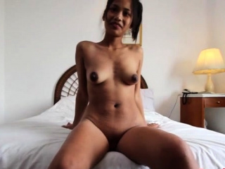 Juicy barely legal idol Franciska fucked for noontide