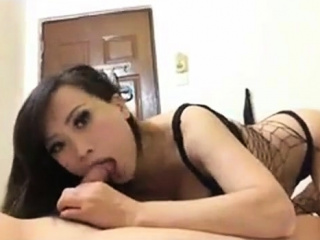 Chinese hooker sucking my bushwa 4