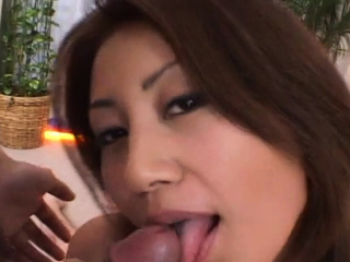 Pipe hungry magnificent mature nipponese daughter Nana Nanami