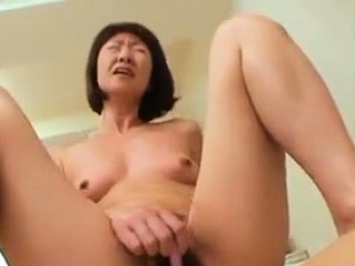 Asian Japanese Cougar Wife Creampied Video 265