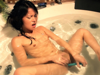 Ahead to Me Make My Asian Pussy Squirt On every side Make an issue of Ba