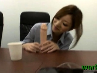 Fresh honey Karen Fujiki fucked from behind