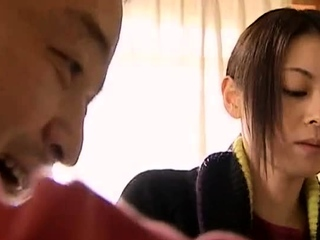 Asian rendered helpless and fuck a massive dick